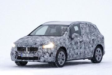 Nieuw BMW 2-serie Active Tourer gesnapt