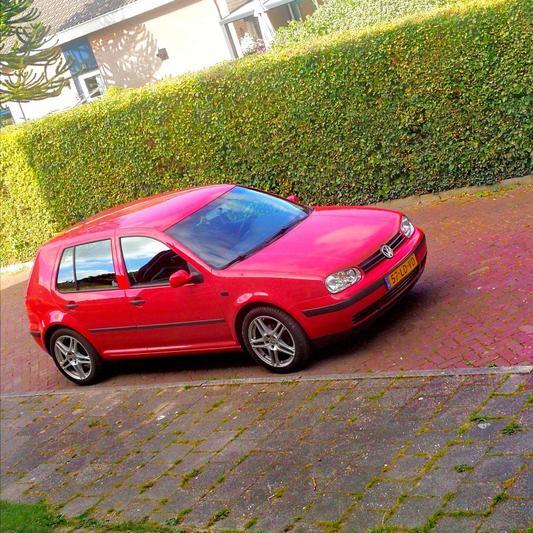 Volkswagen Golf 1.6 16V Comfortline (2002)