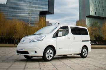 Nissan e-NV200 heeft prijs