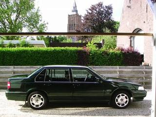 Volvo S90 3.0 150kW Limited Edition (1998)