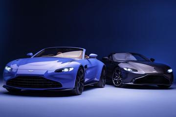 Het dak eraf met de Aston Martin Vantage Roadster