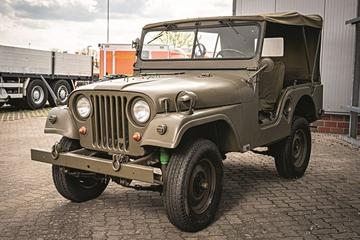 Willys Jeep - Reportage
