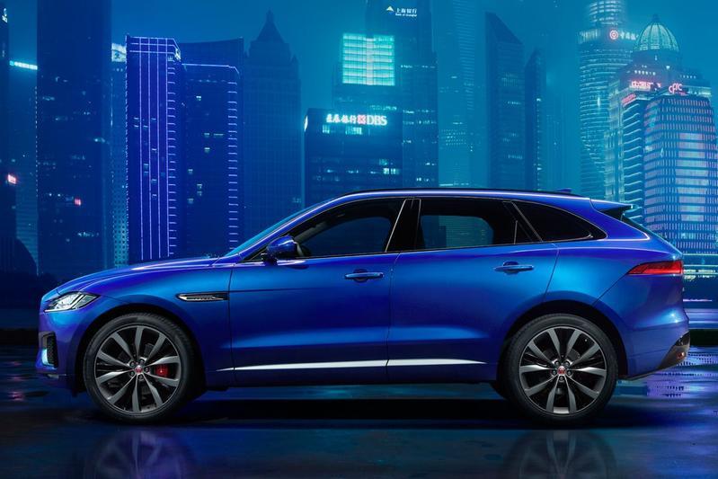 Jaguar toont eerste foto F-Pace