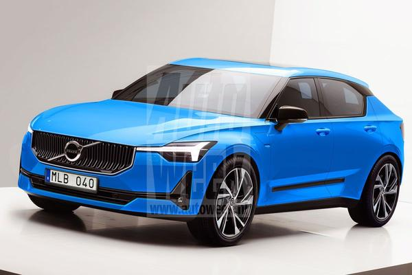 Blik to the Future: Volvo V40