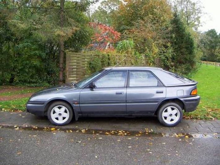 Mazda 323 F 1.6i GLX (1990)