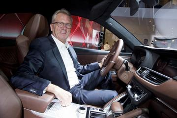 Ulrich Walker, CEO Borgward