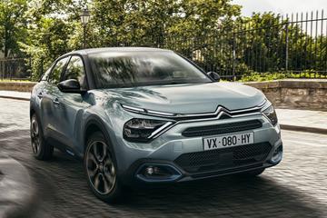 Dit kosten de Citroën C4 en elektrische ë-C4