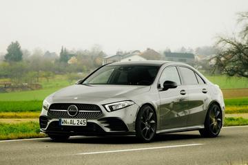 Krachtkuur voor Mercedes-Benz A-klasse Limousine