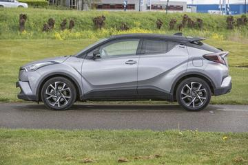Toyota C-HR 1.2T Automaat