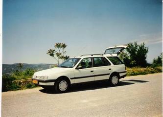 Peugeot 405 Break GRD 1.9 (1992)