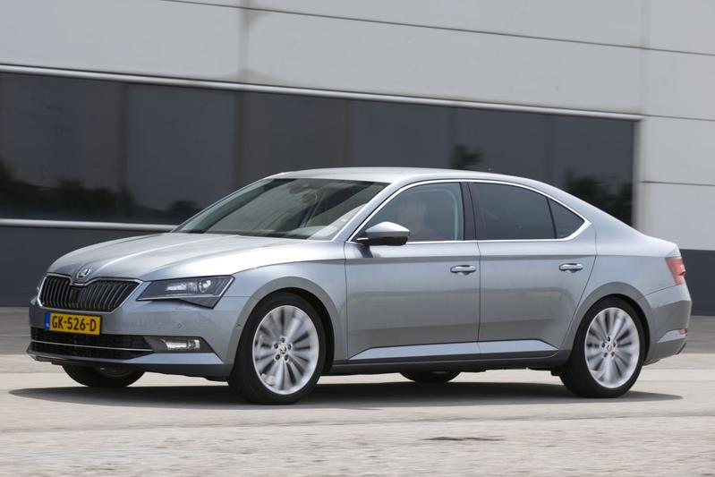 Skoda Superb 1.4 TSI Greentech ACT Style Businessline (2015)
