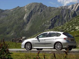 Subaru Impreza 2.0R AWD Sport (2008)