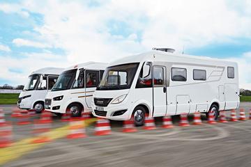 Frankia F-Line - Eura Mobil Integra - Hymer B-SL704