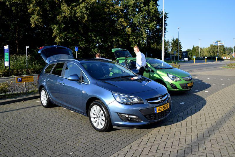 Opel Astra Sports Tourer 1.6 CDTI 136pk ecoFLEX Busines (2015)