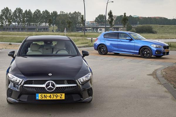 'BMW en Daimler werken samen aan autonome toekomst'