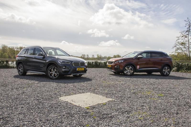 BMW X1 vs Peugeot 3008 - Dubbeltest