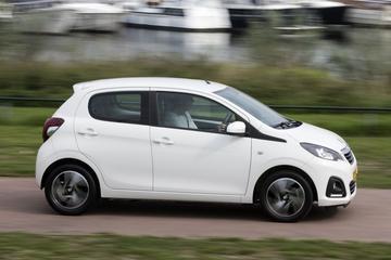 Peugeot: voorlopig geen opvolger 108