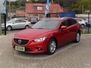 Mazda 6 SportBreak SkyActiv-D 2.2 150pk Skylease+ (2014)