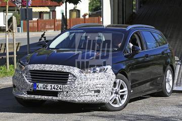 Eindelijk: Ford Mondeo facelift