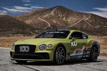 Bentley jaagt op Pikes Peak-record met Continental GT