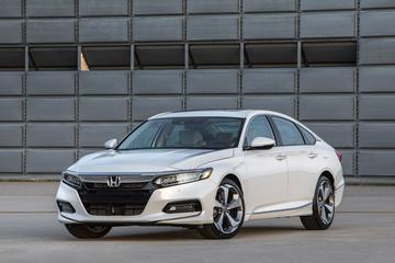 Honda presenteert nieuwe Accord in VS