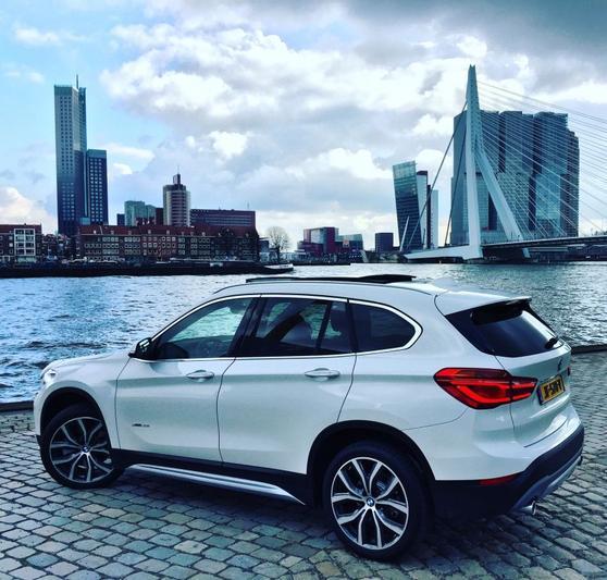 BMW X1 sDrive20i (2016)