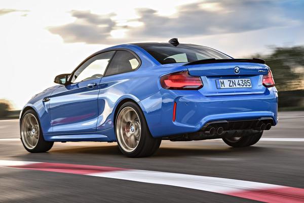 Vanafprijs BMW M2 CS is bekendgemaakt