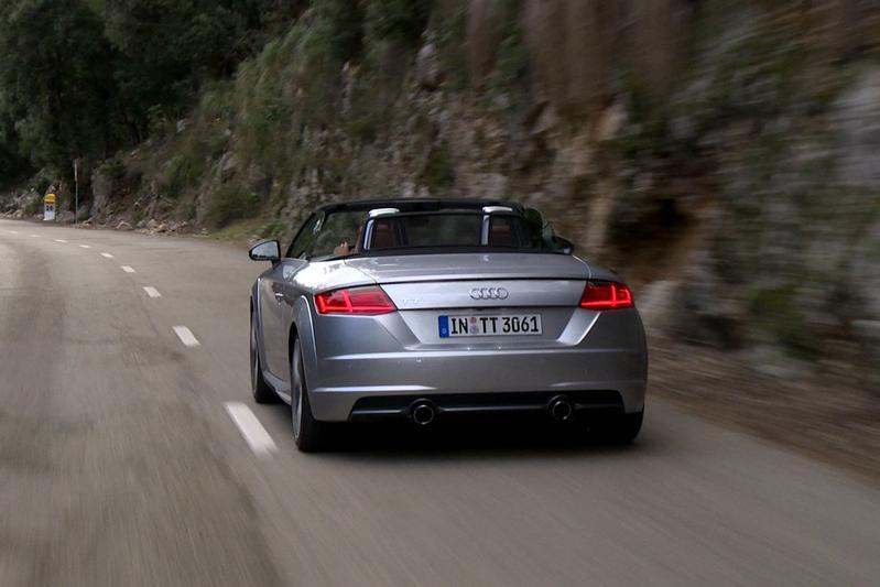 Rij-impressie Audi TT Roadster