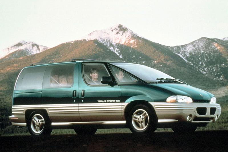 Facelift Friday: Chevrolet Lumina APV / Pontiac Trans Sport