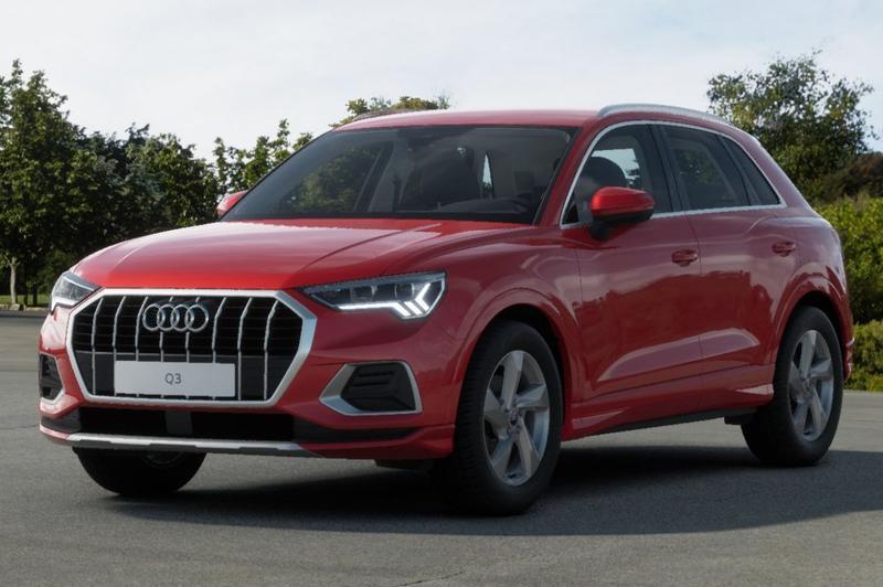 Audi Q3 Advanced Edition Plus