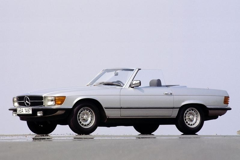 Mercedes-Benz 280 SL (1980)