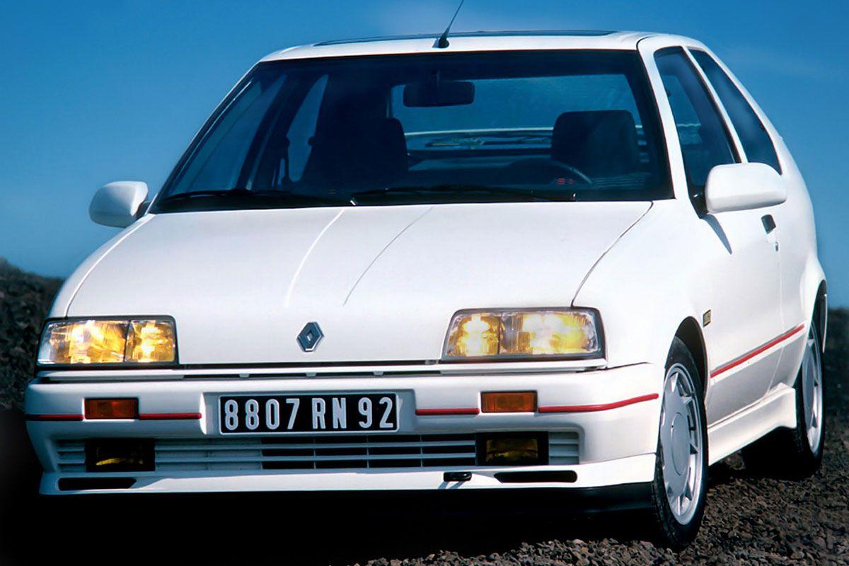 Facelift Friday: Renault 19
