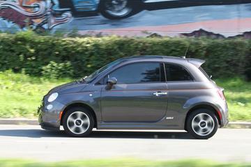 Test: Fiat 500E
