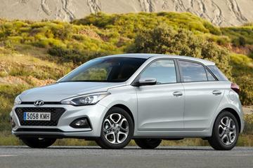 Hyundai i20 1.0 T-GDI 100 Premium (2019)