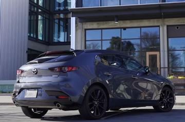 Mazda 3 met 2.5 turbomotor