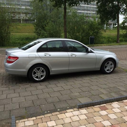 Mercedes-Benz C 200 CDI (2007)