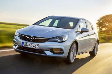 Prijzen vernieuwde Opel Astra bekend
