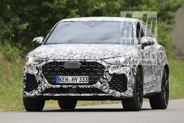 Gesnapt: Audi RS Q3 Sportback