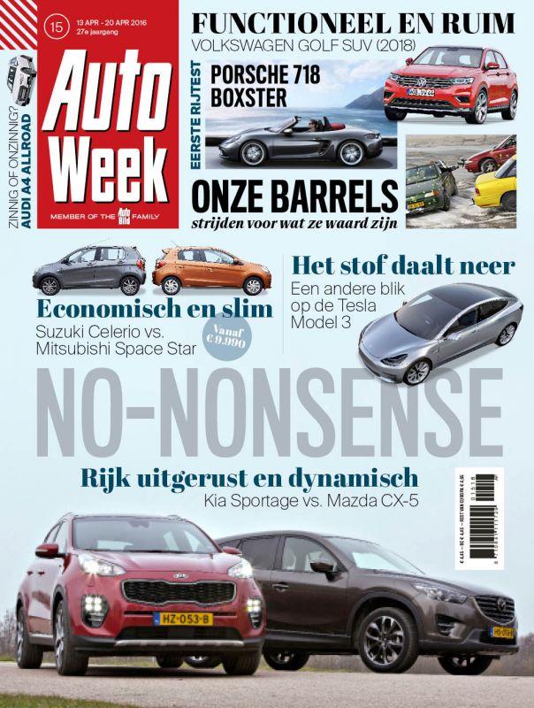 AutoWeek 15 2016
