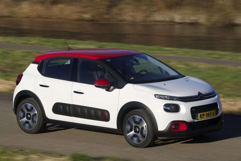 Citroën C3 test