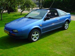 Nissan 100 NX 1.6 SLX (1994)