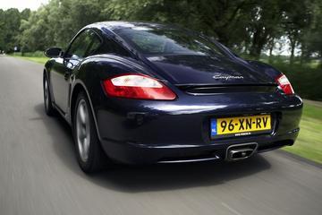 Porsche Cayman 2.7 - Doorgelicht