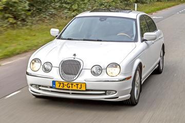 Jaguar S-type 4.0 V8 – 2001 – 346.282 km - Klokje Rond