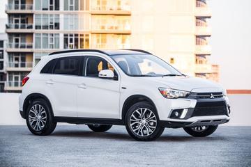 Opgewaardeerde Mitsubishi ASX geprijsd