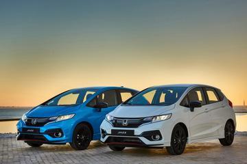 Honda Jazz krijgt nieuwe 130 pk sterke 1.5 i-VTEC
