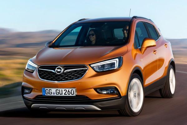 Lease A Nissan Juke Opel Mokka - AutoWeek.nl