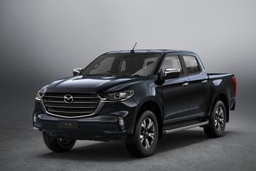 Mazda BT-50 is pick-up met Kodo-design