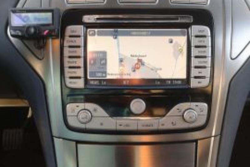 Ford Mondeo 2.0 16V Titanium (2007)