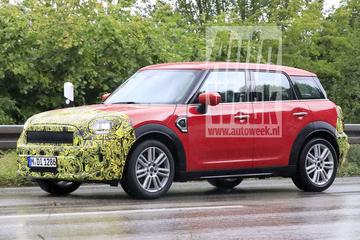 Facelift voor Mini Countryman op stapel