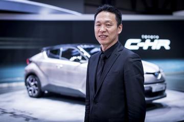 Hiroyuki Koba, chief engineer Toyota C-HR